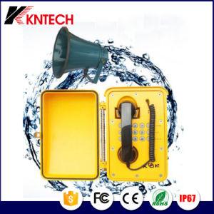Weatherproof Waterproof Shockproof Phone Tunnel Telephone Knsp-08L pictures & photos