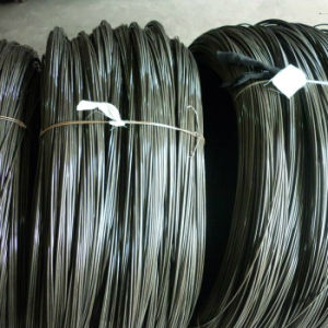 Black Annealed Steel Wire for Nail Making pictures & photos