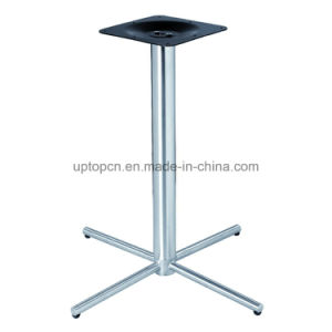 Stainless Steel Restaurant Table Leg for Dining Used (SP-STL001) pictures & photos