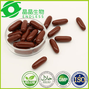 Soy Isoflavones Softgel Capsule OEM 500mg or 1000mg pictures & photos