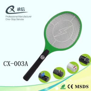 Best Selling Friendly Electric Mosquito Killing Swatter Bats, Insect Bug Repellent Zapper with LED pictures & photos