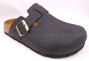 2017 Cork Shoes Cork Sandal Birken Stock Sandal Cork Slipper pictures & photos