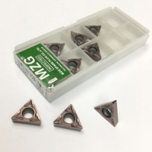 60 Degree CNC Clip-Type Tungsten Steel Cemented Carbide Indexable Insert pictures & photos