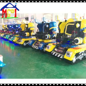 Amusement Equipment for Outdoor Playground The Walking Robot with Music pictures & photos