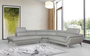 Modern Living Room Sofa with Corner Sofa Genuine Leather Sofa pictures & photos