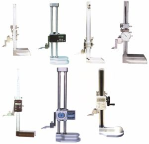 Precision Vernier Height Gages pictures & photos