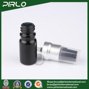 5ml Black Lightproof Glass Spray Bottles with Black Fine Pump Sprayer pictures & photos