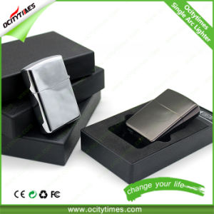 Wholesale USB Rechargeable Electronic Cigarette Lighter with Good Quality Good Price pictures & photos