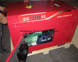10kVA Silent&Portable Diesel Generator pictures & photos
