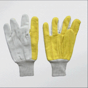 Heat Resistant Cotton Working Glove (2109) pictures & photos