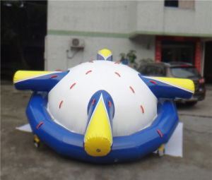 Water Park Inflatable Floating Spinner for Kids′ Water Game pictures & photos
