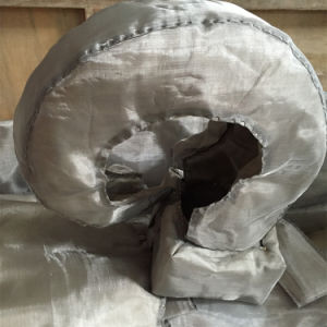 High Temperature Insulation Exhaust Silencer Jacket pictures & photos