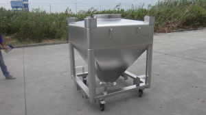 1000L Customized Stainless Steel IBC Tanks pictures & photos