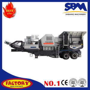 Mobile Jaw Crusher PE600X900 Mobile Jaw Crushing pictures & photos