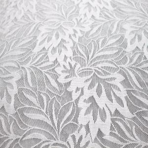 White Chemical Allover Embroidery Lace for Garment pictures & photos