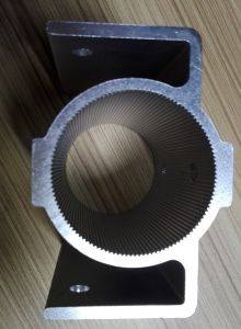 Aluminium Parts with Hole pictures & photos
