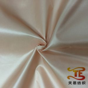 300t Nylon Taffeta Fabric for Garment with Downproof Coating for Jackets pictures & photos