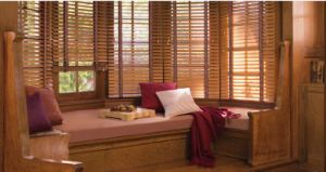 50mm Venetian Wooden Basswood Blinds Slats pictures & photos