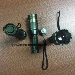 CREE T6 LED Flashlight Aluminum Alloy pictures & photos