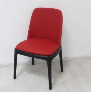 Modern Hotel Restaurant Dining Furniture Solid Wood Dining Chair (HC-LU118) pictures & photos