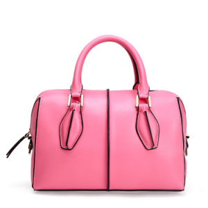 Fashion Boston Hand Bags Woman Tote Handbag pictures & photos