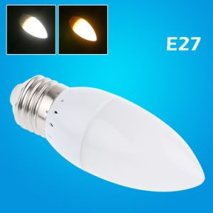 LED Candle Light Bulb Lamp pictures & photos