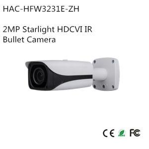 2MP Starlight Hdcvi IR Bullet Camera (HAC-HFW3231E-ZH) pictures & photos