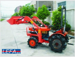 Small Tractor Front Endloader Kubota Garden Loader with High Quality pictures & photos
