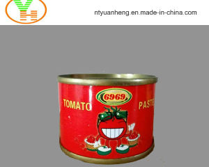 Canned Tomato Paste Manufacturer Wholesale pictures & photos