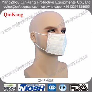 High Volume Disposable Medical Non Woven Custom Surgical Face Mask pictures & photos
