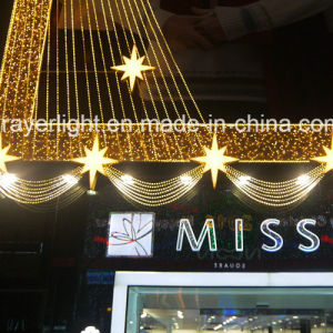 High Quality Shopping Mall Hotel LED Curtain Decoration Lights pictures & photos