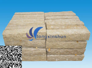 Chinese Natural Beige Granite Kerbstone pictures & photos