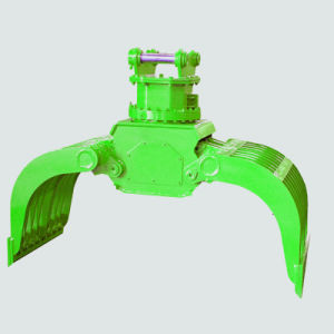 Hydraulic Grab Bucket / Stone Grab for Excavator pictures & photos