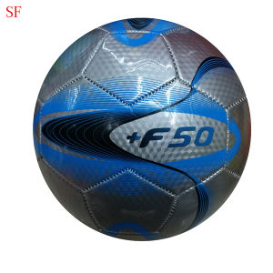 Promotional PVC Size 5 Football Cheap Balls pictures & photos