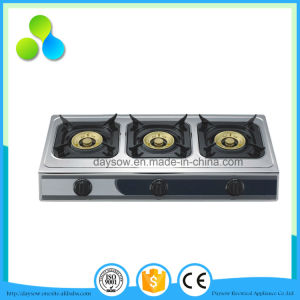 3 Burner Gas Stove pictures & photos