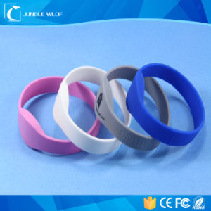 RFID Wristband Silicone / RFID Wristband / Rubber RFID Wristband pictures & photos