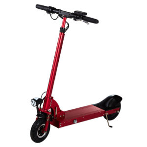 Portable 10.4A Two Wheels Electric Folding Kick Scooter pictures & photos