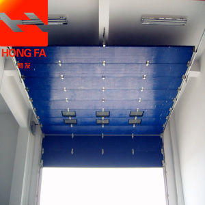Automatic Sectional Industry Garage Door (GM6002) pictures & photos