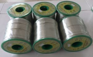Lead Free Water Soluble Solder Wire Welding Wire Sn0.7cure Φ 0.6mm pictures & photos