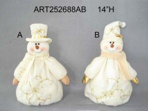 Santa, Snowman Moose Countdown Calendar Christmas Decoration-3asst. pictures & photos