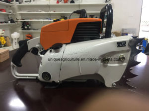 105cc 070 Chain Saw Petrol Wood Cutting Machine with Ce Certified pictures & photos
