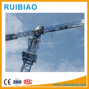 Qtz Brand Tower Crane Spare Parts Second Hand Tower Crane Building Material pictures & photos
