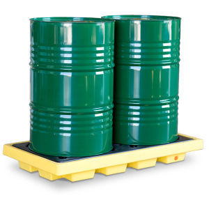 Westco Two Drum Containment Pallet pictures & photos