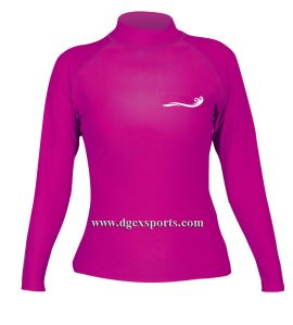 Quick Dry Lycra Rash Guard for Man pictures & photos