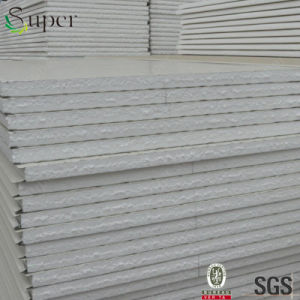 Building Material EPS Sandwich Panels for Prefab Homes pictures & photos