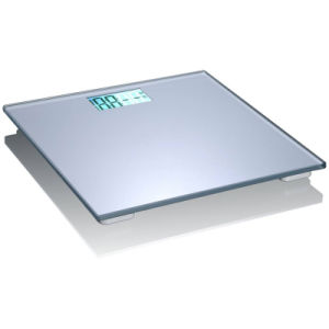 Square Compact Digital Weighing Scales with Large LCD Display pictures & photos