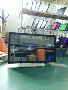 43 Inch Infrared Android Touch Screen All in One PC with Desktop and Wall Mount pictures & photos
