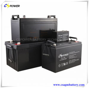 CS12-12 12V 12ah Sealed Lead Acid Rechargeable Battery SLA Battery pictures & photos