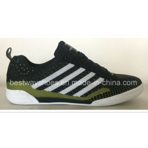 Colorful Shoes Running Shoes Sport Shoes with Rubber Outsole pictures & photos