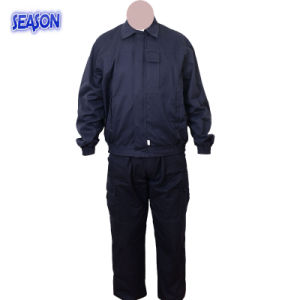 Working Clothes Suit Jacket and Trousers Protective Workwear pictures & photos